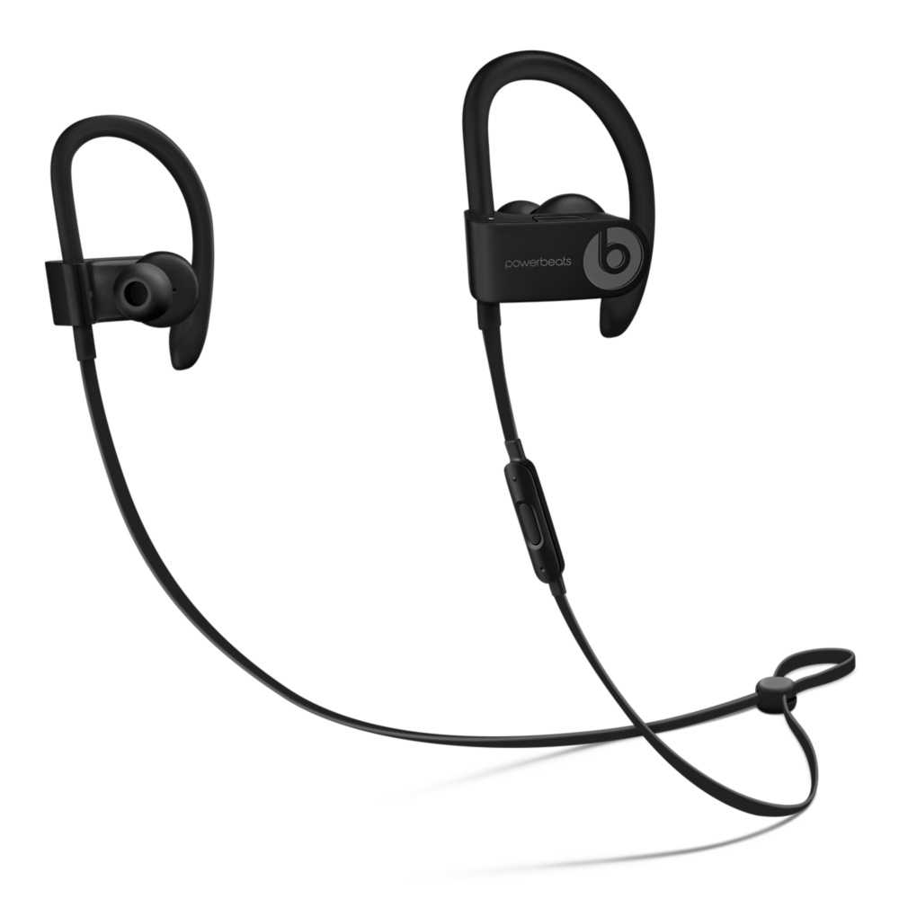 Image For Beats Powerbeats3 Wireless Earphones - Black
