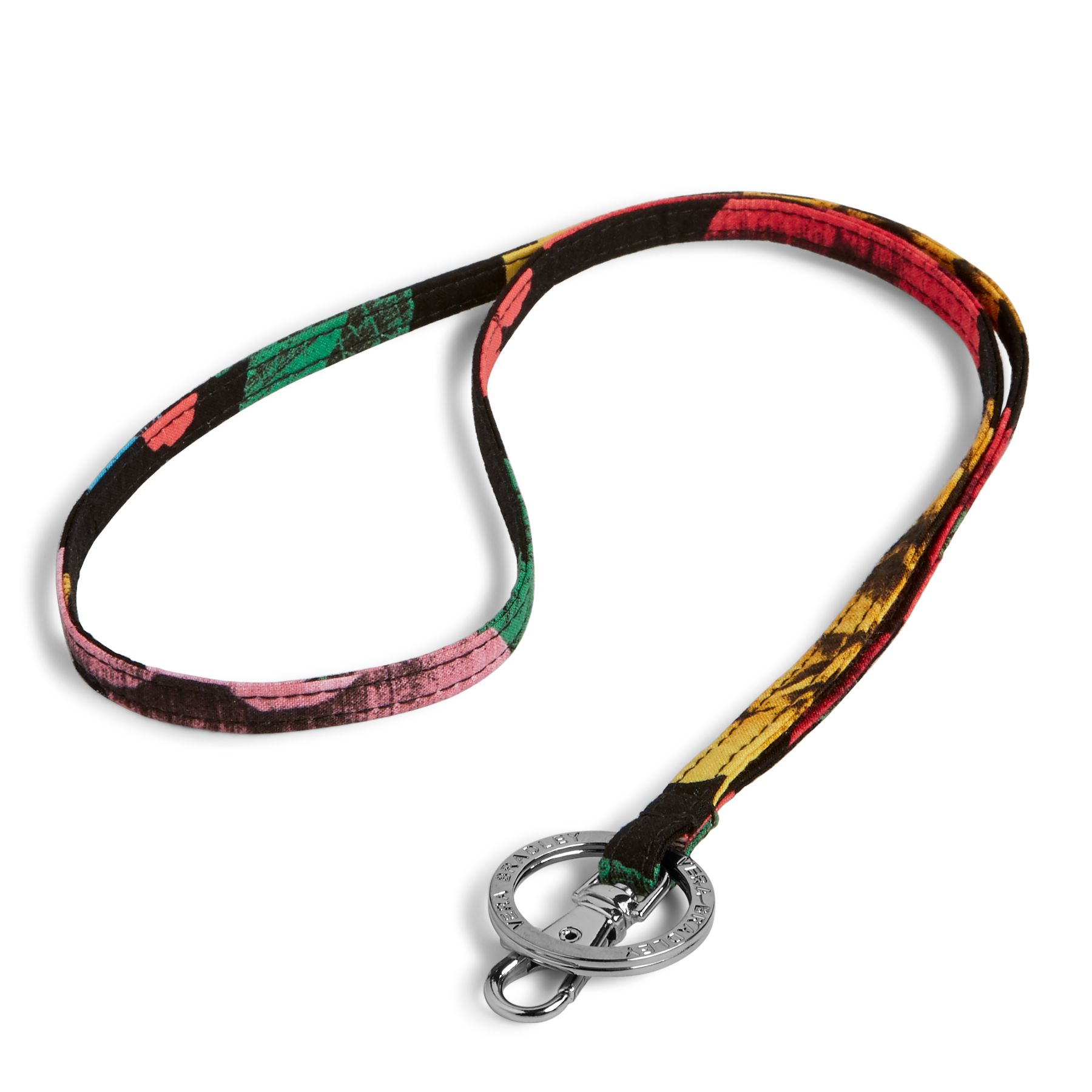 Image For Havana Rose Lanyard by Vera Bradley