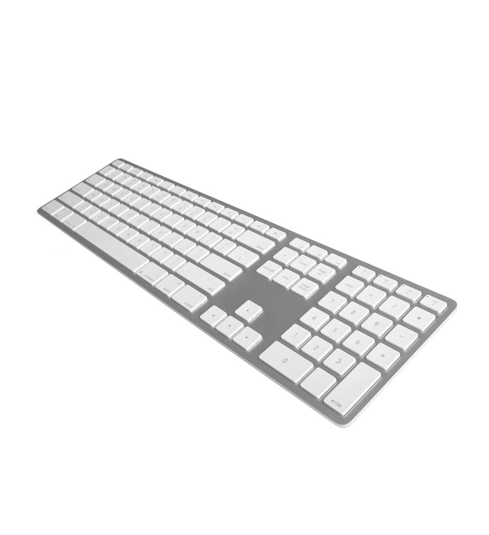 Image For Matias: Wireless Aluminum Keyboard