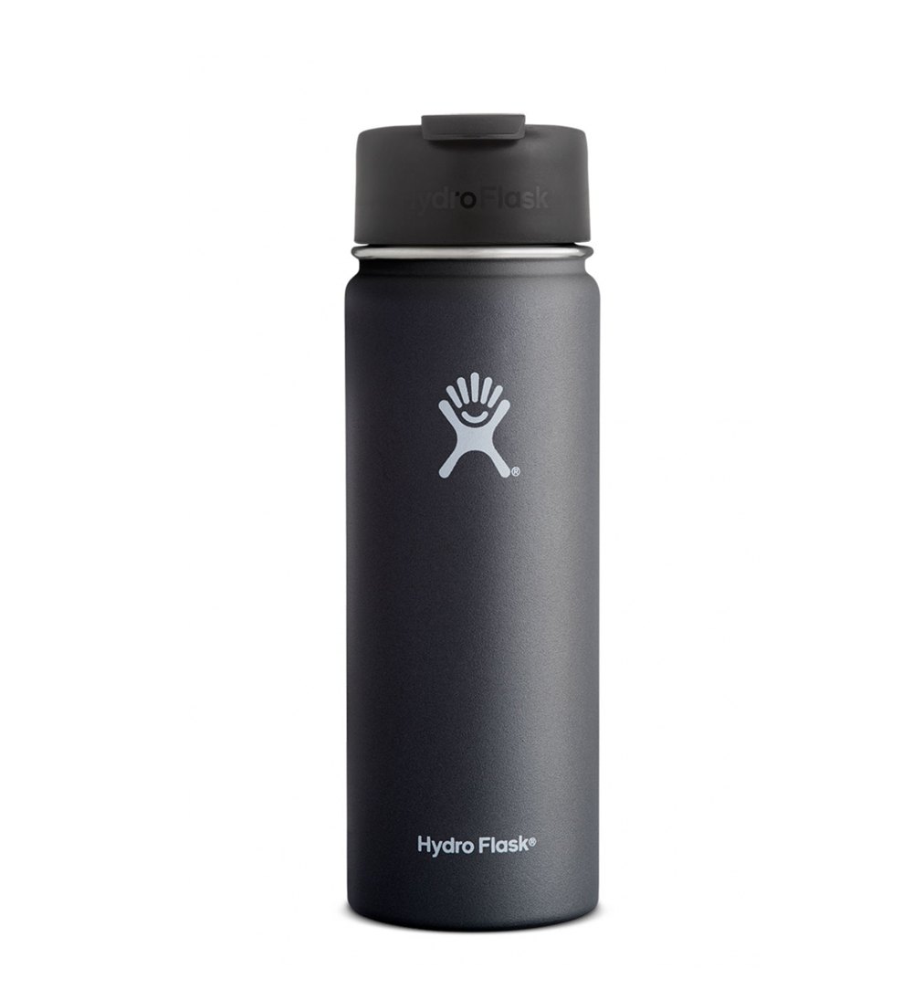 Image For Hydro Flask: 20 oz Coffee Flip Lid-Black