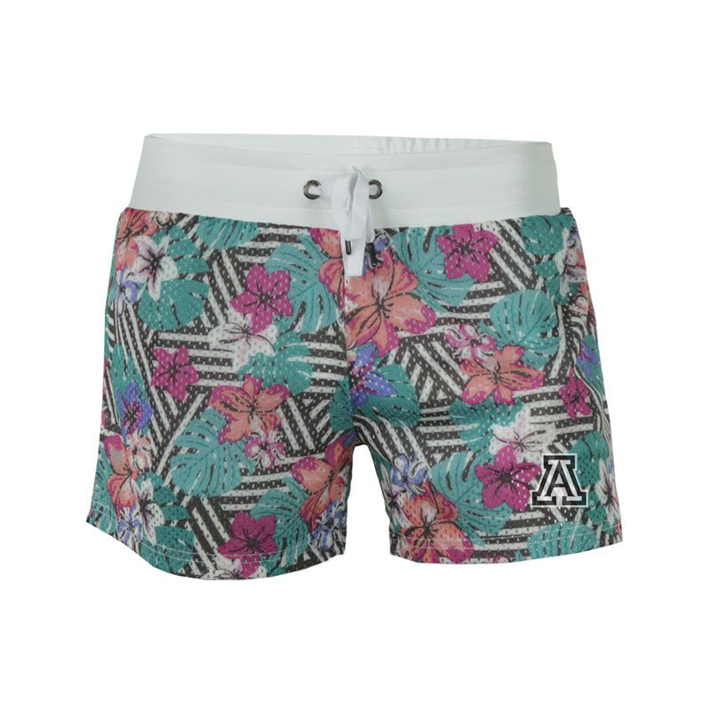 Image For Colosseum: Arizona Women's Dynamic Mesh Shorts