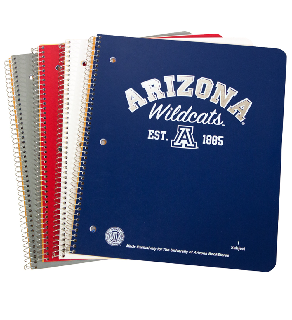 Image For Notebook: Arizona Wildcats Est. 1885 1-Subject