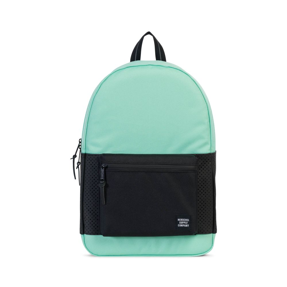 Image For Herschel Settlement Backpack Lucite Green-Aspect Collection