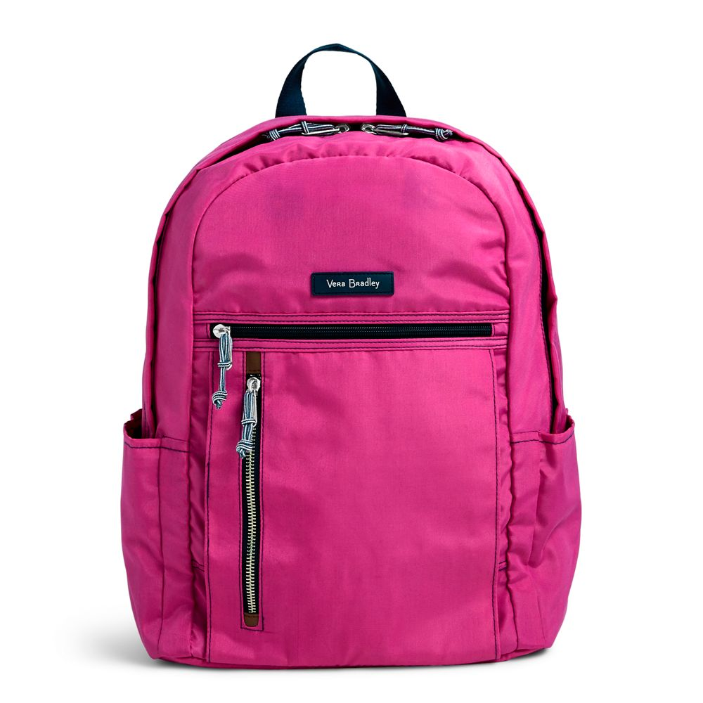 Image For Lighten Up Small Backpack  Bright Orchid