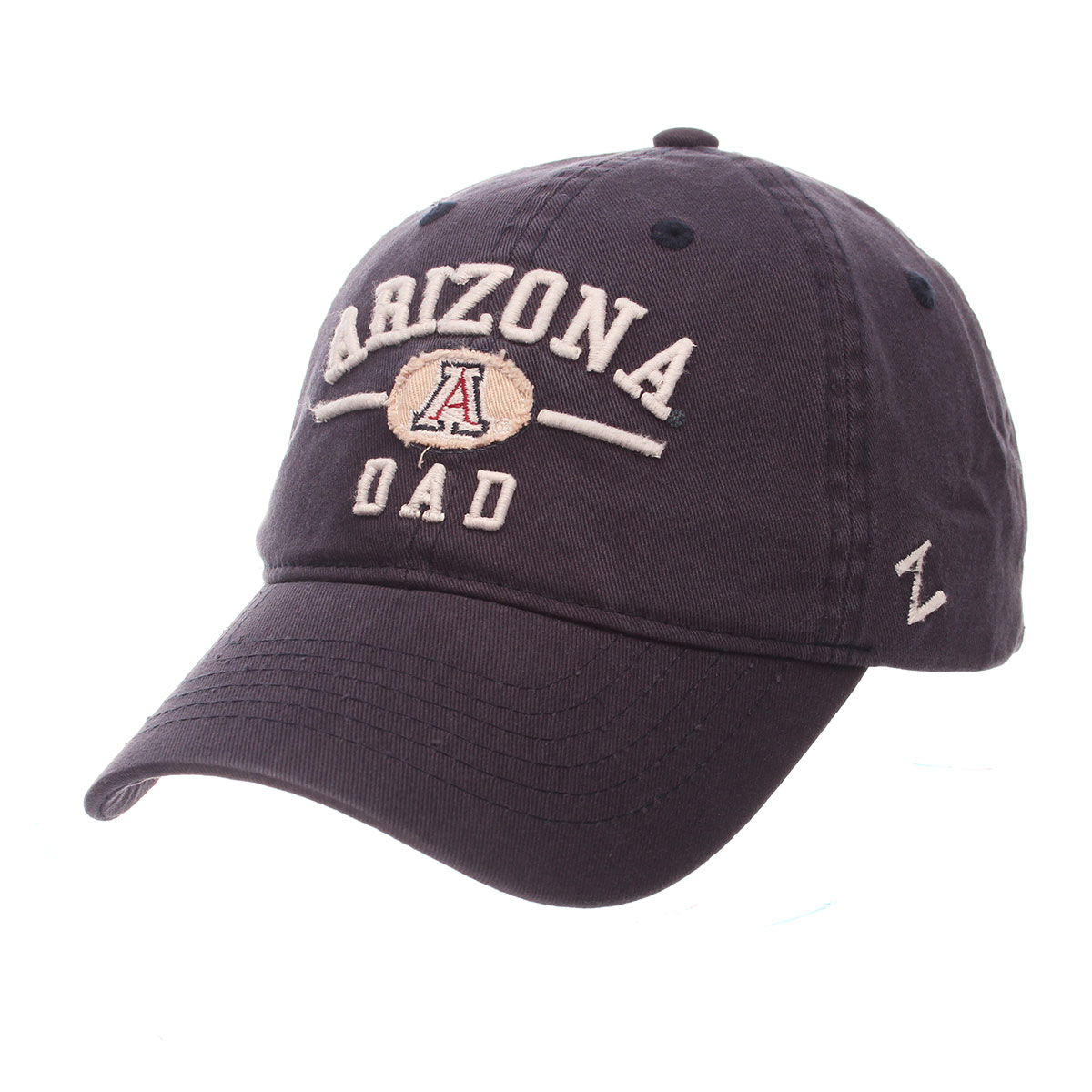 Image For Zephyr: Arizona DAD Scholarship Cap-Navy