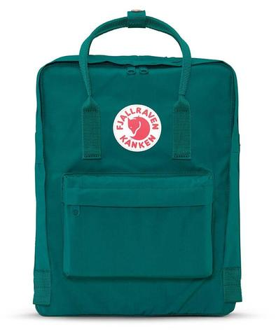 Image For Fjallraven: Kånken Backpack- Ocean Green
