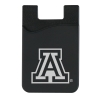 Cover Image for Arizona Team Logo Silicone Cell Phone Wallet