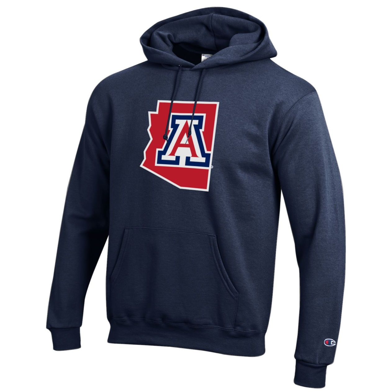 Image For Champion: Arizona State 'A' Outline ECO Powerblend -Navy