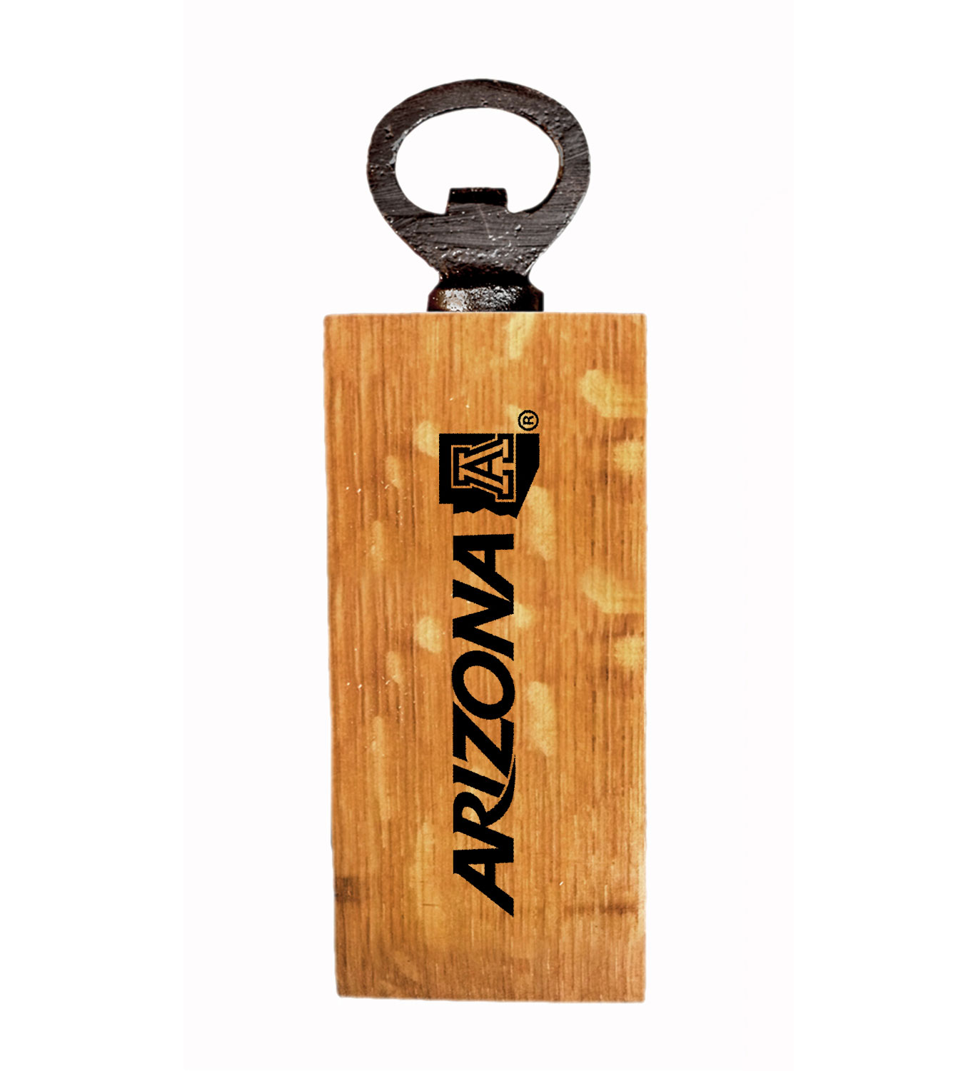 Image For Timeless Etchings: Arizona Team State Mini Bottle Opener