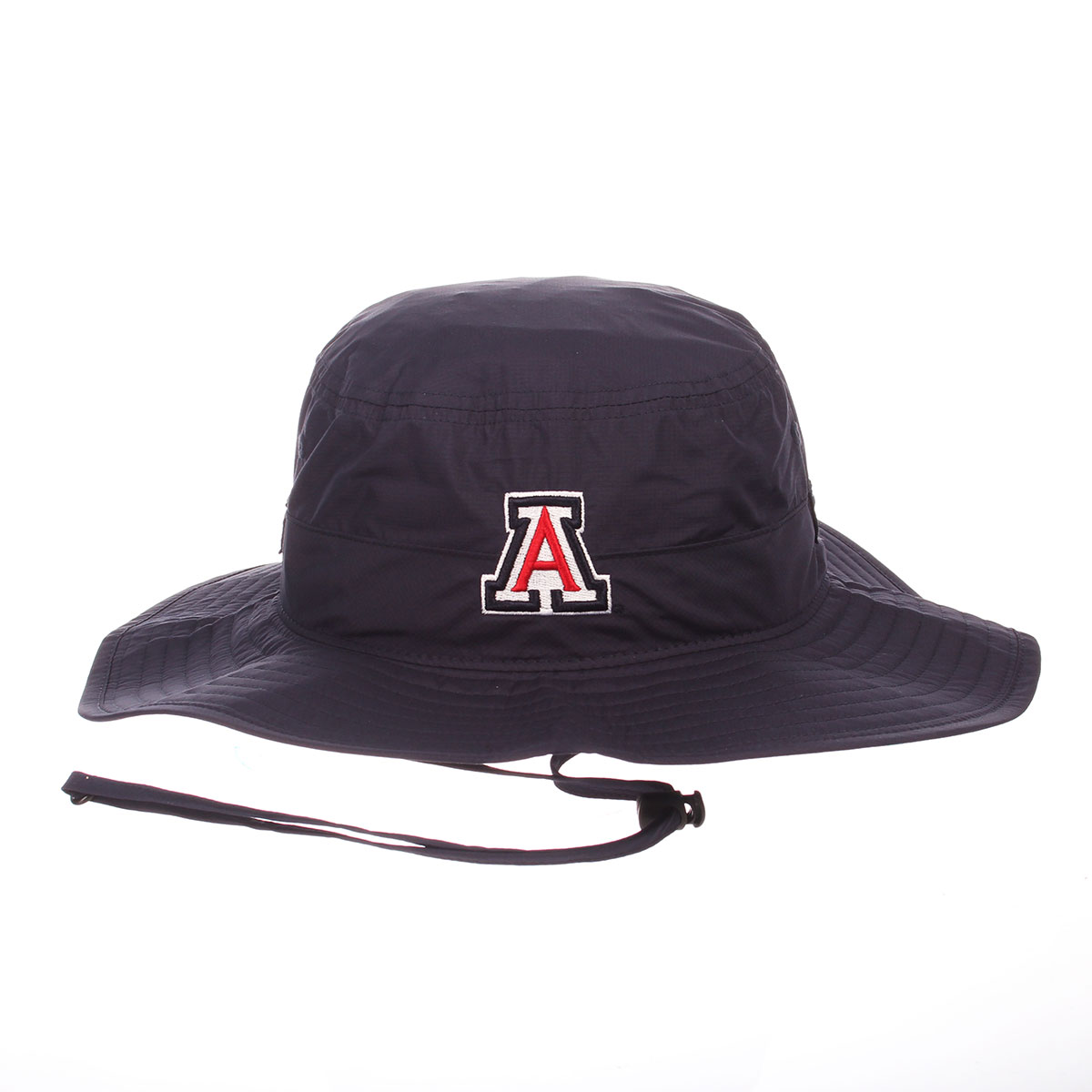 pretty nice aa1cd 2ac1a ... netherlands cover image for zephyr arizona wildcats boonie bucket hat  navy aabae 00e85