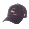 Cover Image for Zephyr: Arizona Team Logo VOLLEYBALL Scholarship Cap-Navy