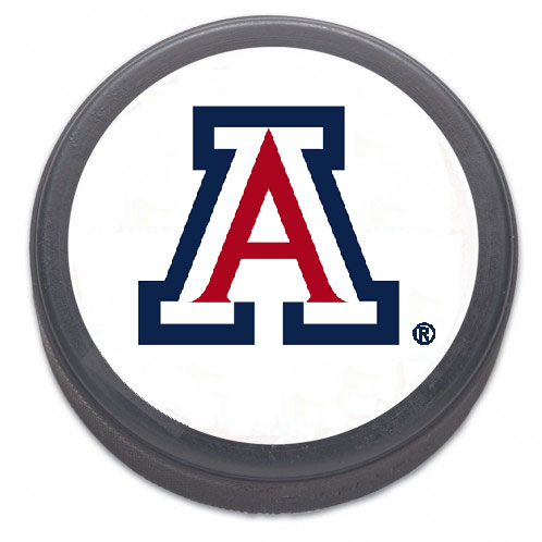 Cover Image For WinCraft: Arizona Team Logo Domed Hock Puck