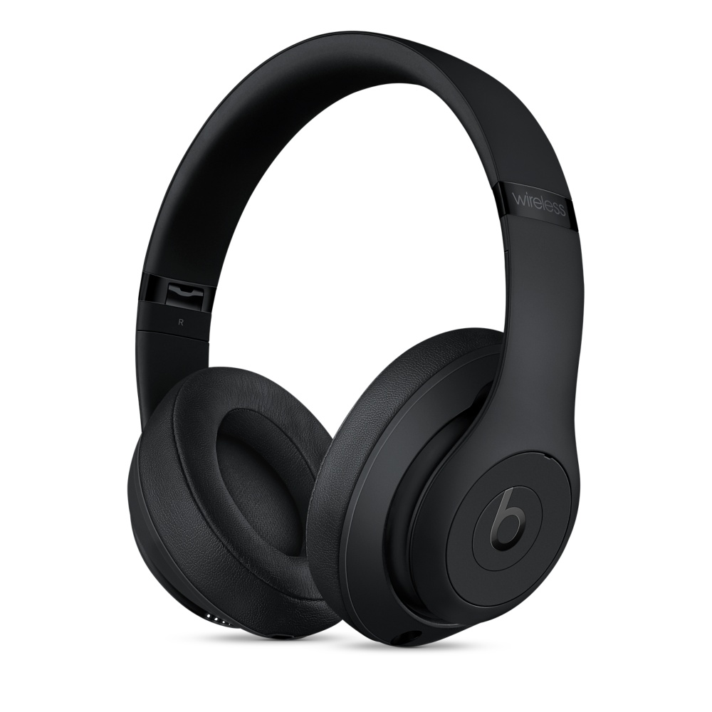 Image For Beats Studio3 Wireless On-Ear Headphones – Matte Black