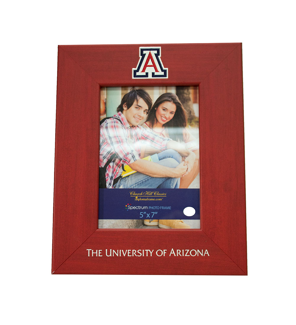 Frame: Arizona Team logo 5X7 Picture Frame Red | University of ...