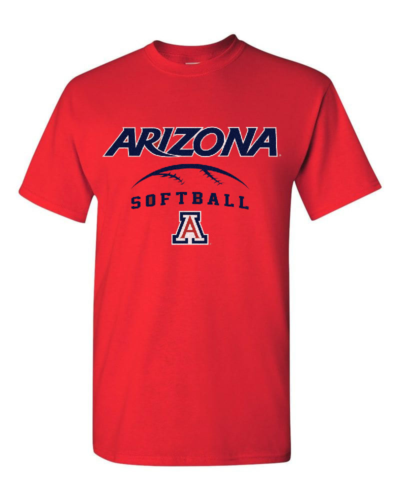 Image For CT Beat: Arizona Sport Softball Tee - Red