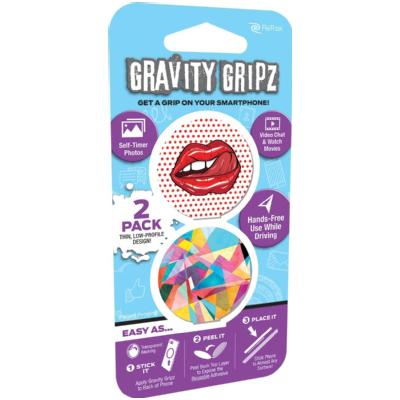 Image For Gravity Gripz - Techno