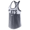 Cover Image for Nike: Arizona CATS Women's Dri-FIT Dri-Blend Gym Modern Tank