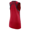 Cover Image for Nike: Arizona Women's Dri-Fit Long Jersey - Red/Navy