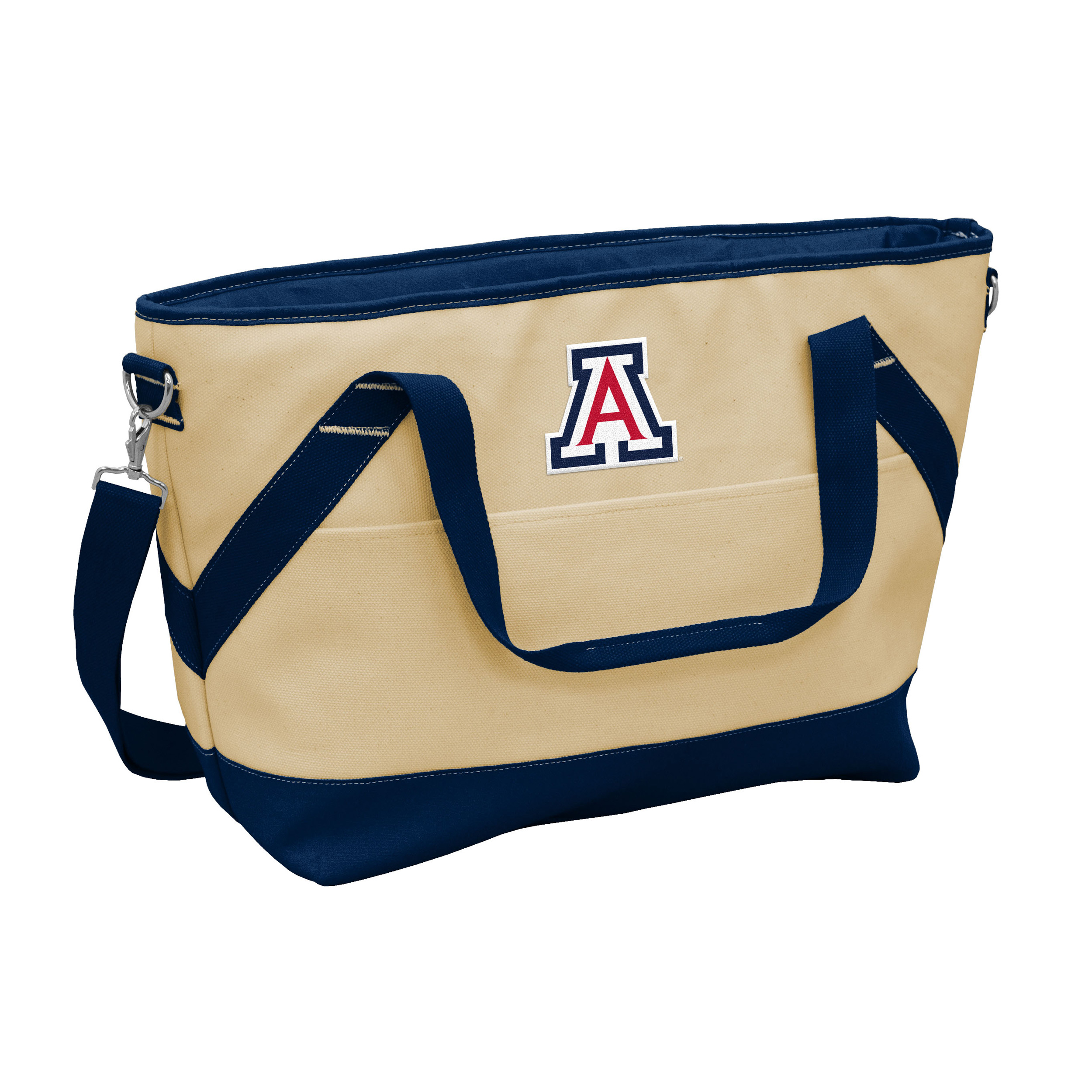 Image For LOGO Brands: Arizona Brentwood Cooler Tote
