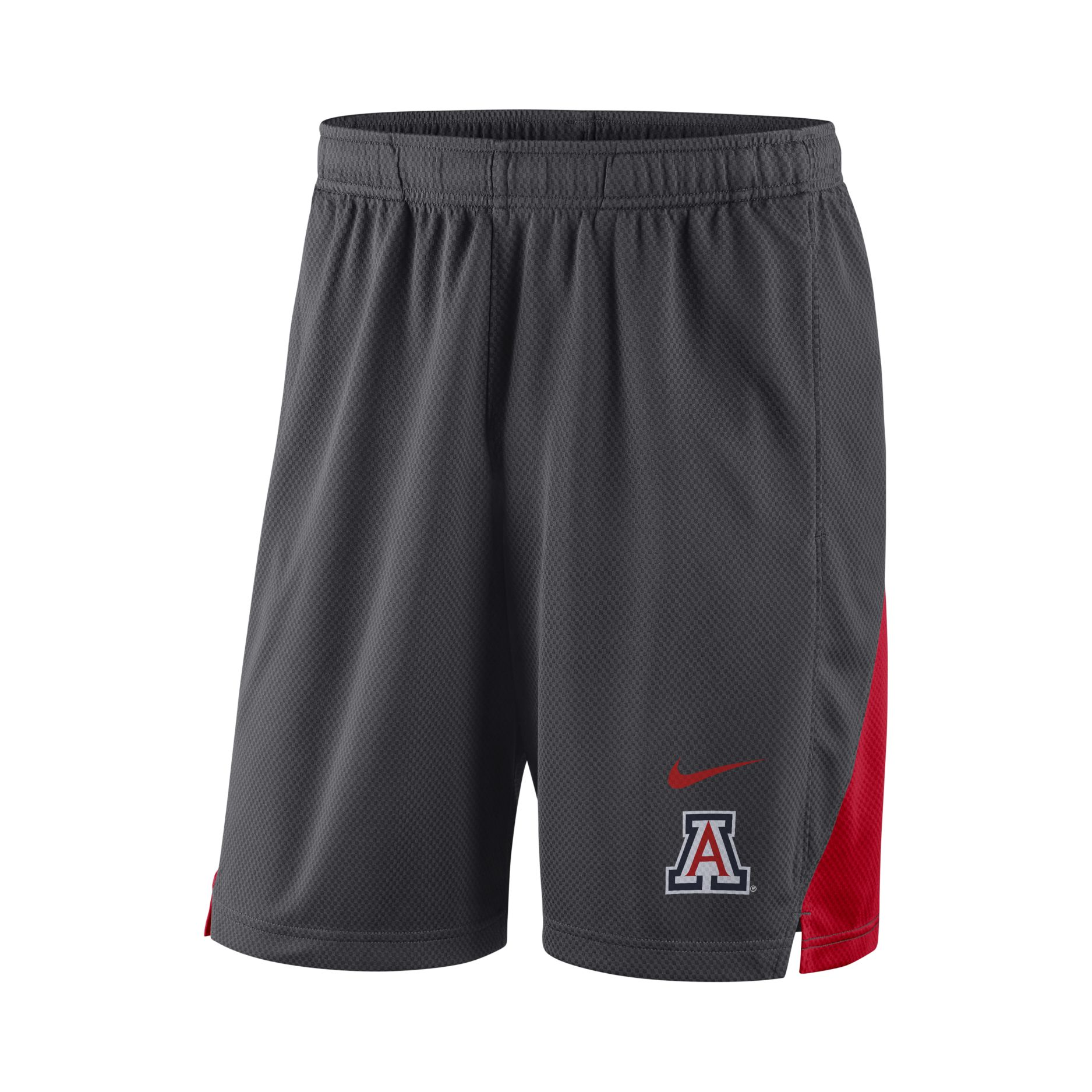 Cover Image For Nike: Arizona Wildcats Men's Franchise Shorts - Anthracite