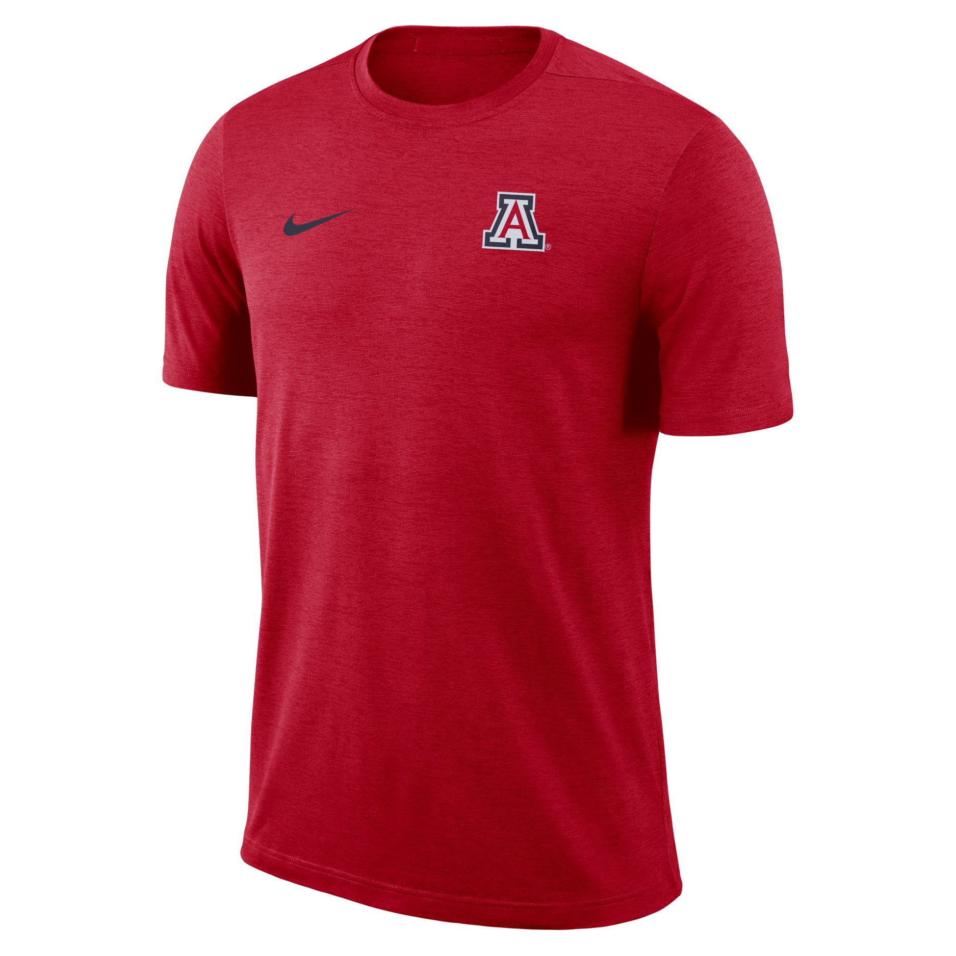 Image For Nike: Arizona 2018 Coaches Sideline Performance Top - Red