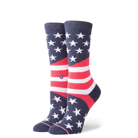 Image For Stance: American Flag Come Together Socks