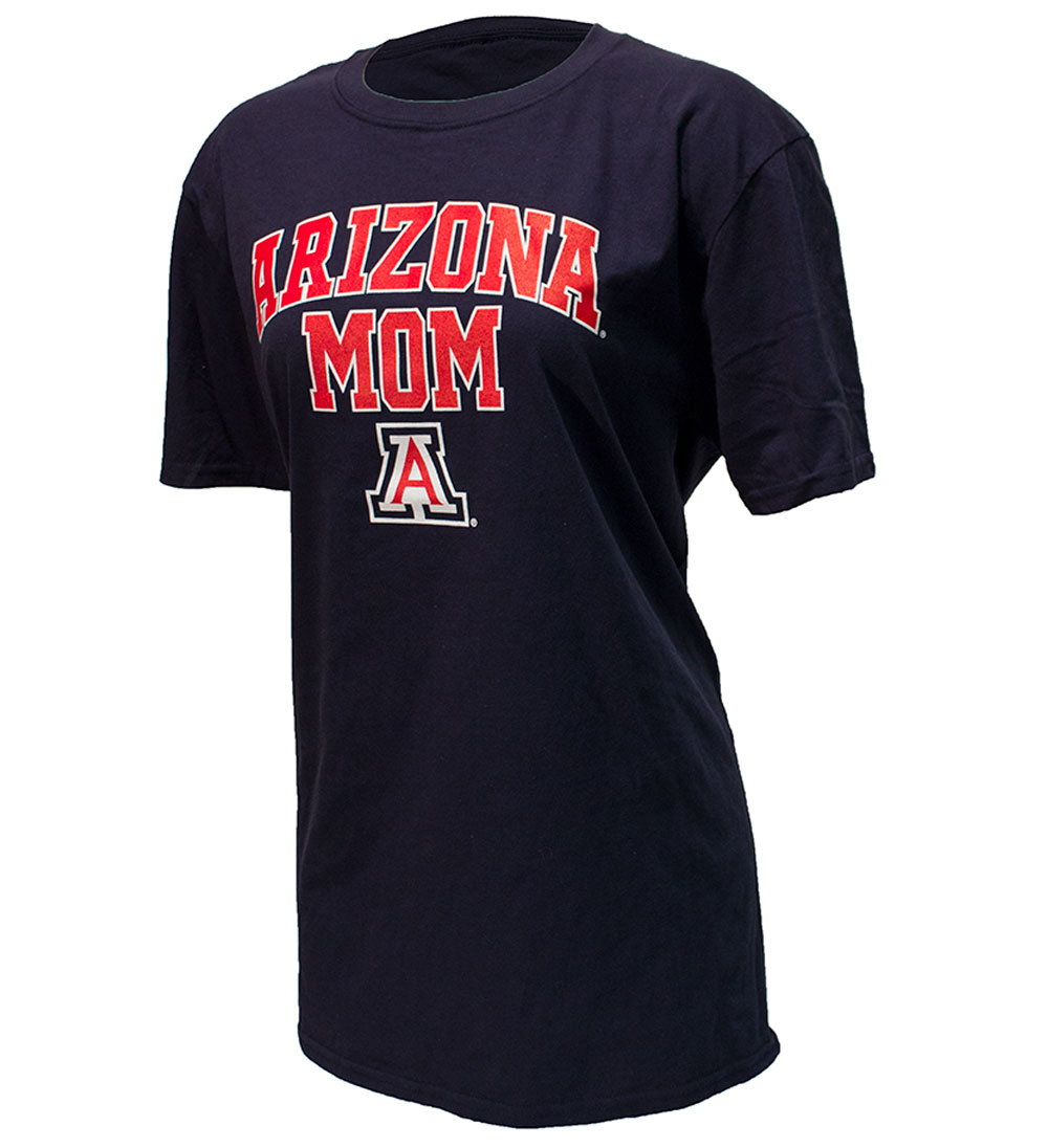 348d883fd05 Arizona Mom 2018 Orientation Tee Navy