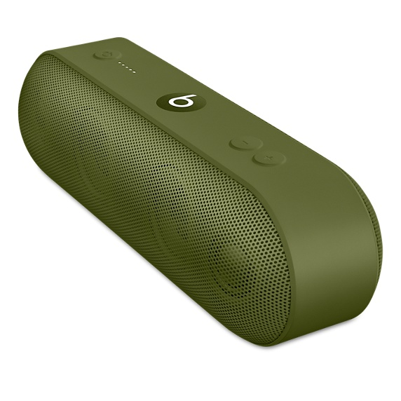 Image For Beats Pill+ Speaker - Neighborhood Collection - Turf Green