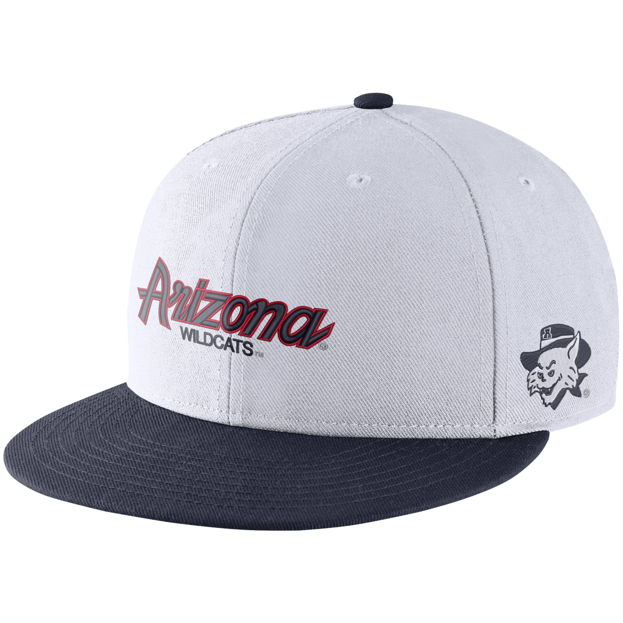 Image For Nike: Arizona Wildcats True Sports Specialties Cap - White