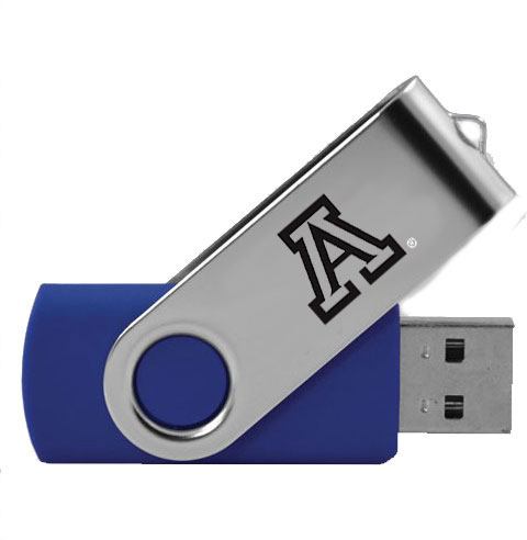"Image For Flash Drive: Block ""A"" 16GB Navy"