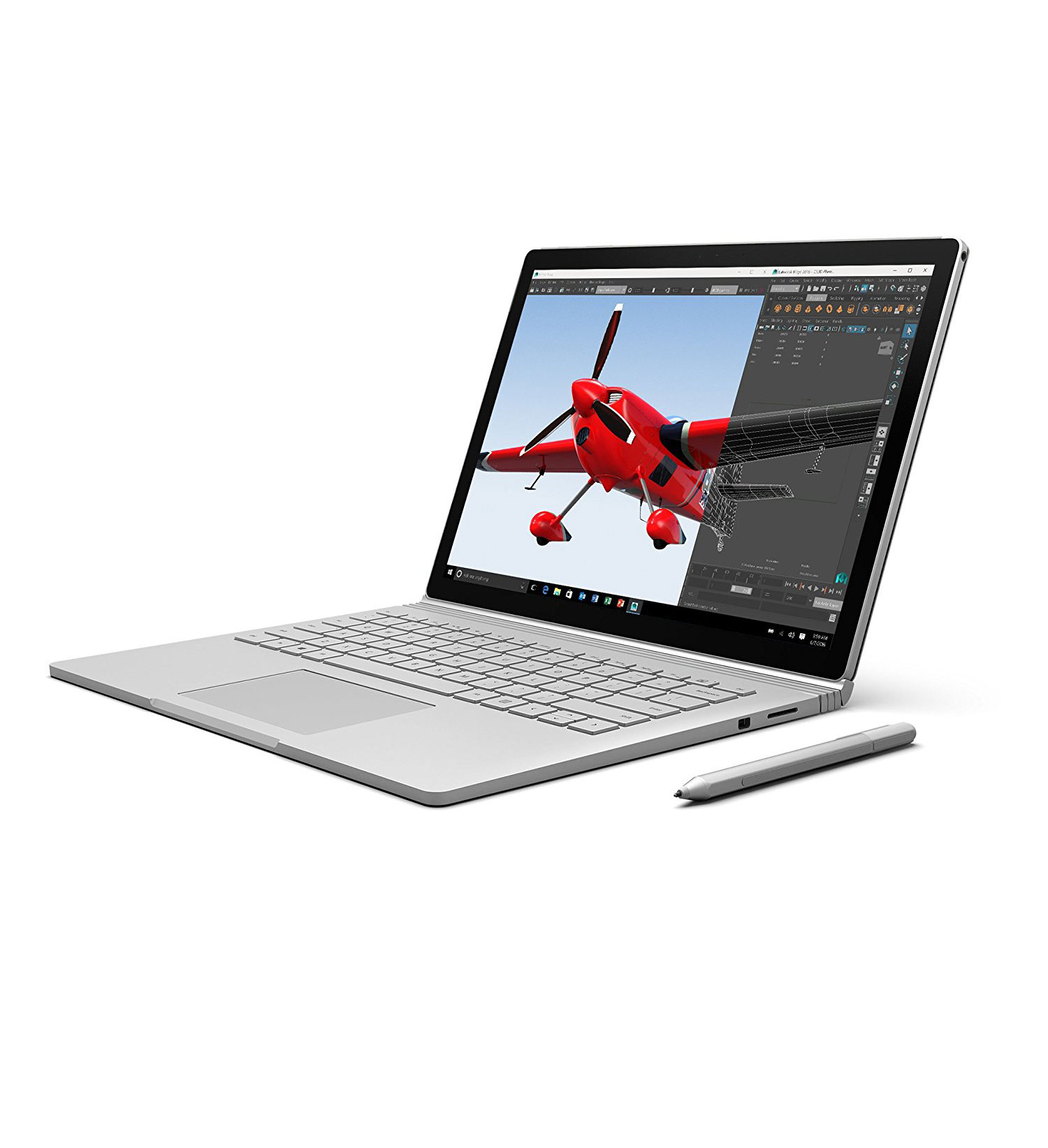 Cover Image For Microsoft Surface Book i5 / 8GB / 128GB
