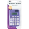 Cover Image for CLI: 8-Digit Hand Held Calculator Asstorted Colors