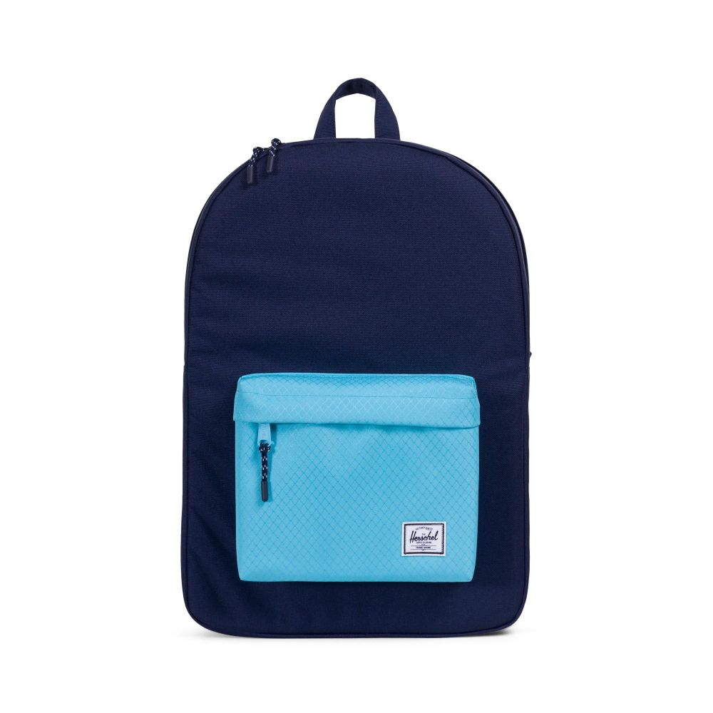 Image For Herschel Classic Backpack Peacoat/Bachelor Button