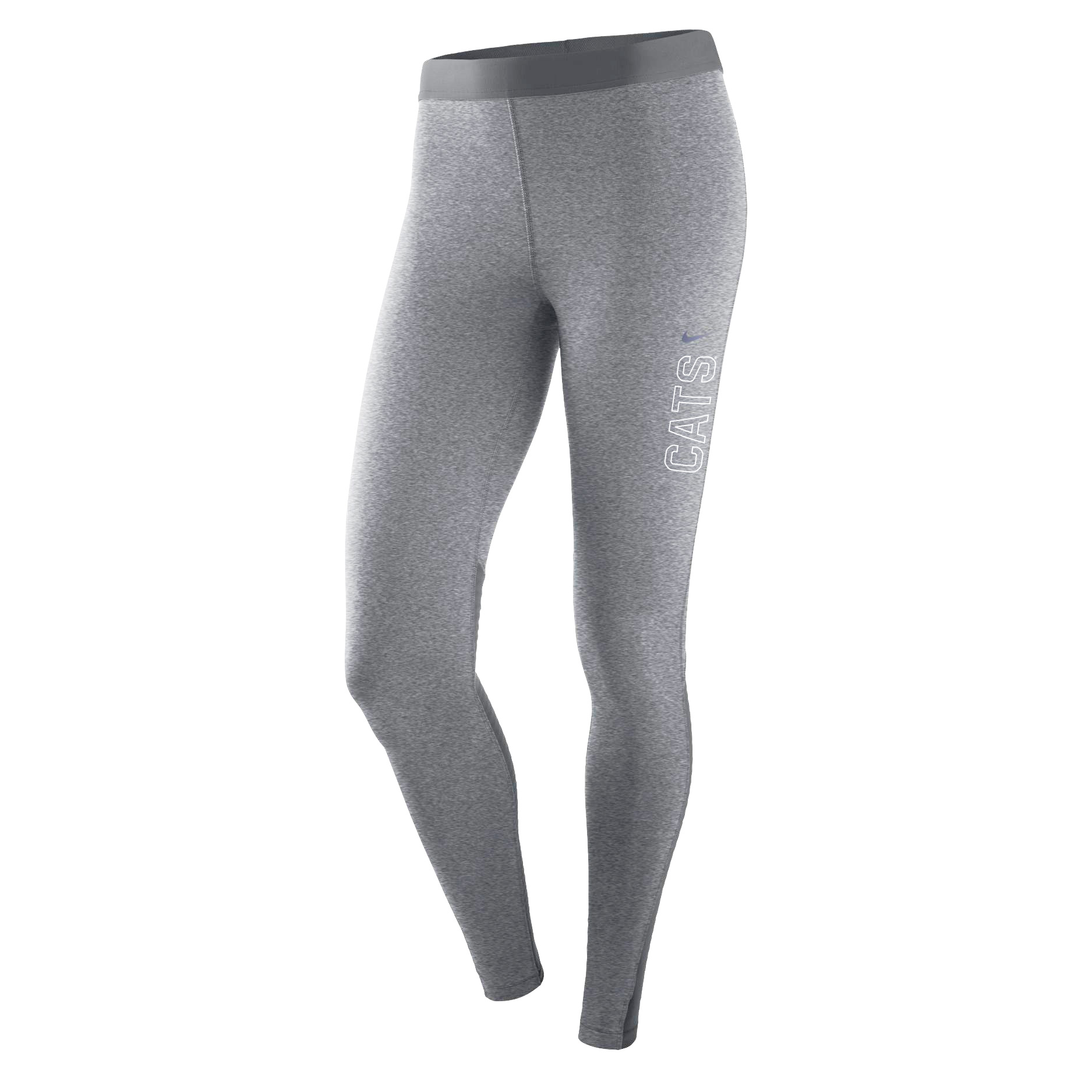 Image For Nike: Arizona CATS Pro Warm Dri-FIT Tights - Grey