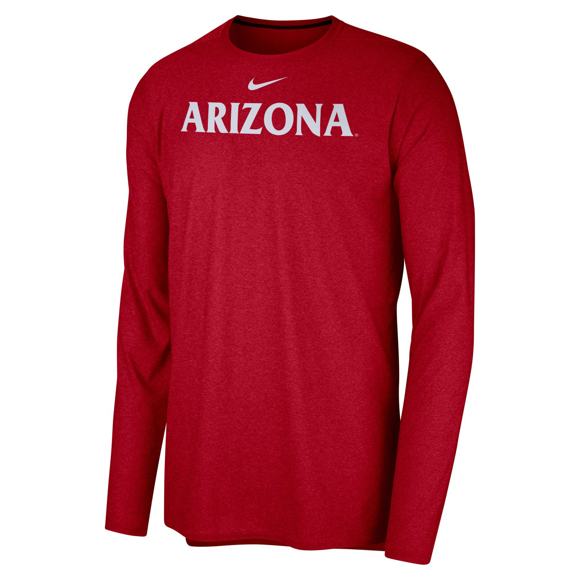 5fbba2fff7c3 Nike  Arizona Men s Dri-FIT Player Long Sleeve T-Shirt-Red. Item  Description. Warm up ...