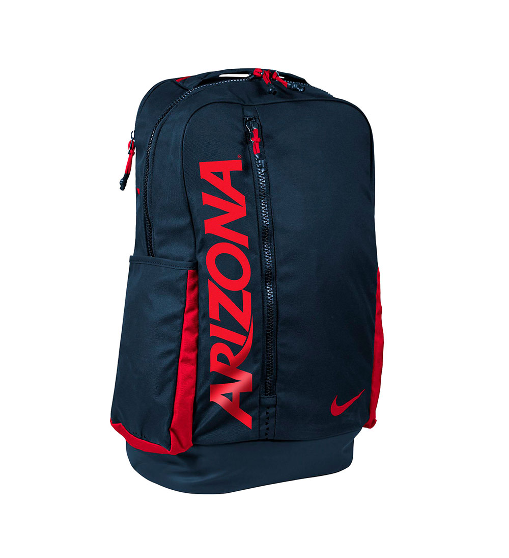 Image For Nike: Arizona Vapor Backpack - Navy/Red