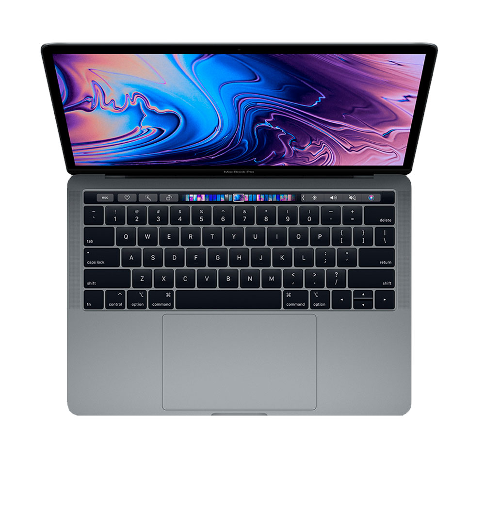 Image For MacBook Pro 13-inch i5 8 GB Memory 256GB Storage Space Grey