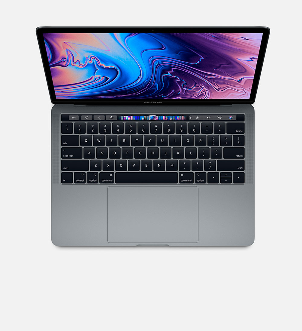 Image For MacBook Pro 13-inch i5 8 GB Memory 512GB Storage Space Gray