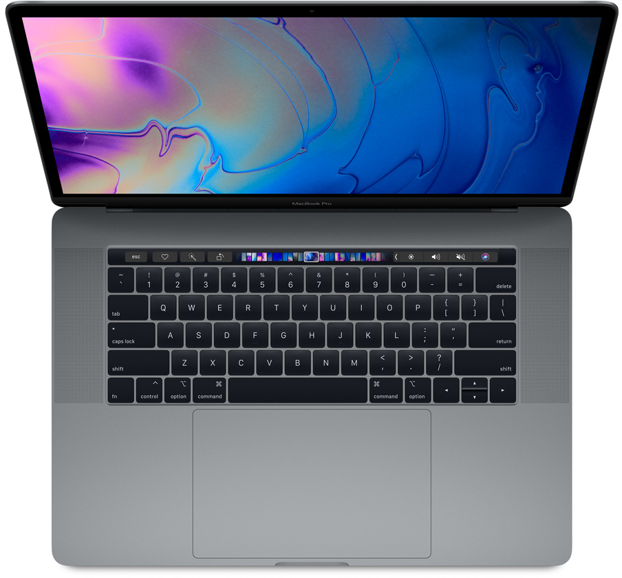 "Image For MacBook Pro 15"" (2018) i7 16GB 256GB Space Gray"