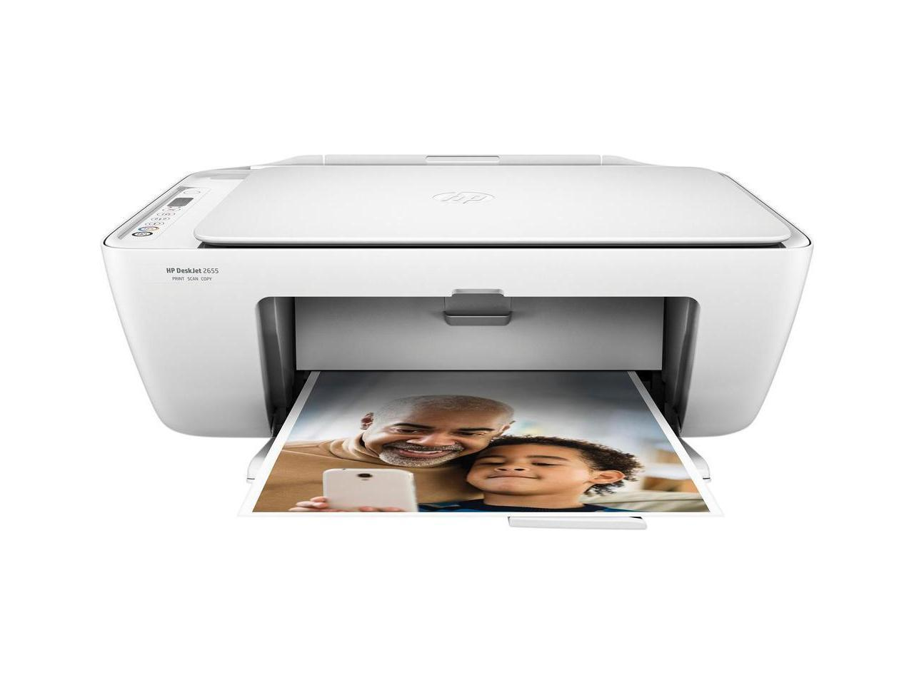 Image For HP Deskjet 2655 All-in-One Printer