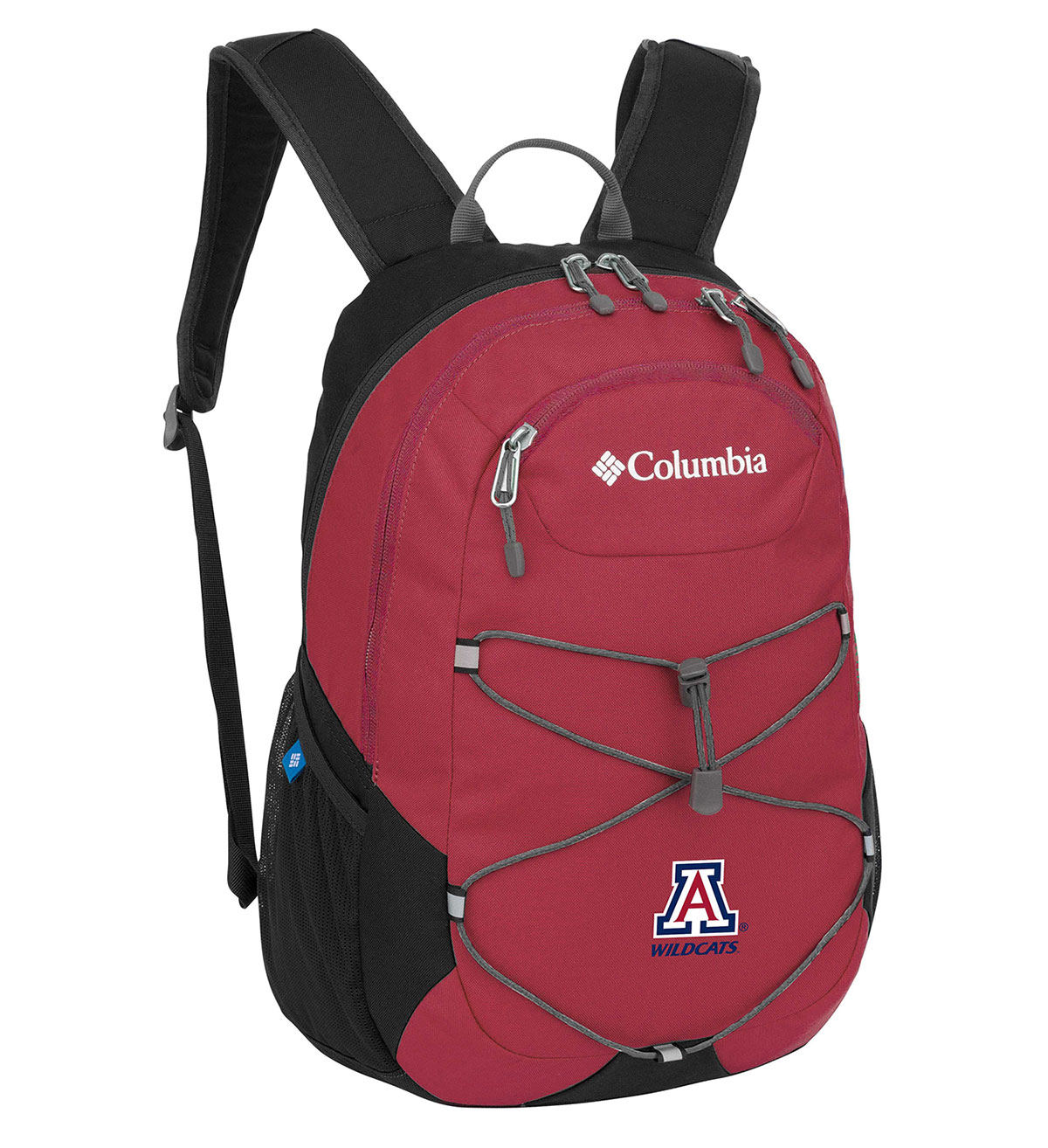 Image For Columbia: Arizona Northport Day Pack-Red Velvet