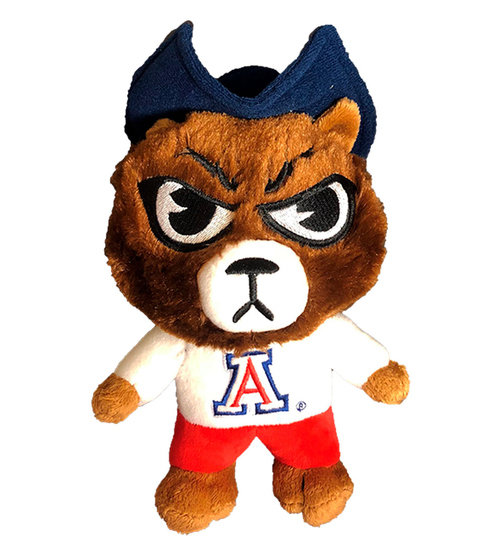 Image For Mascot Factory: Arizona Wilbur Toyko-Dachi Wildcat