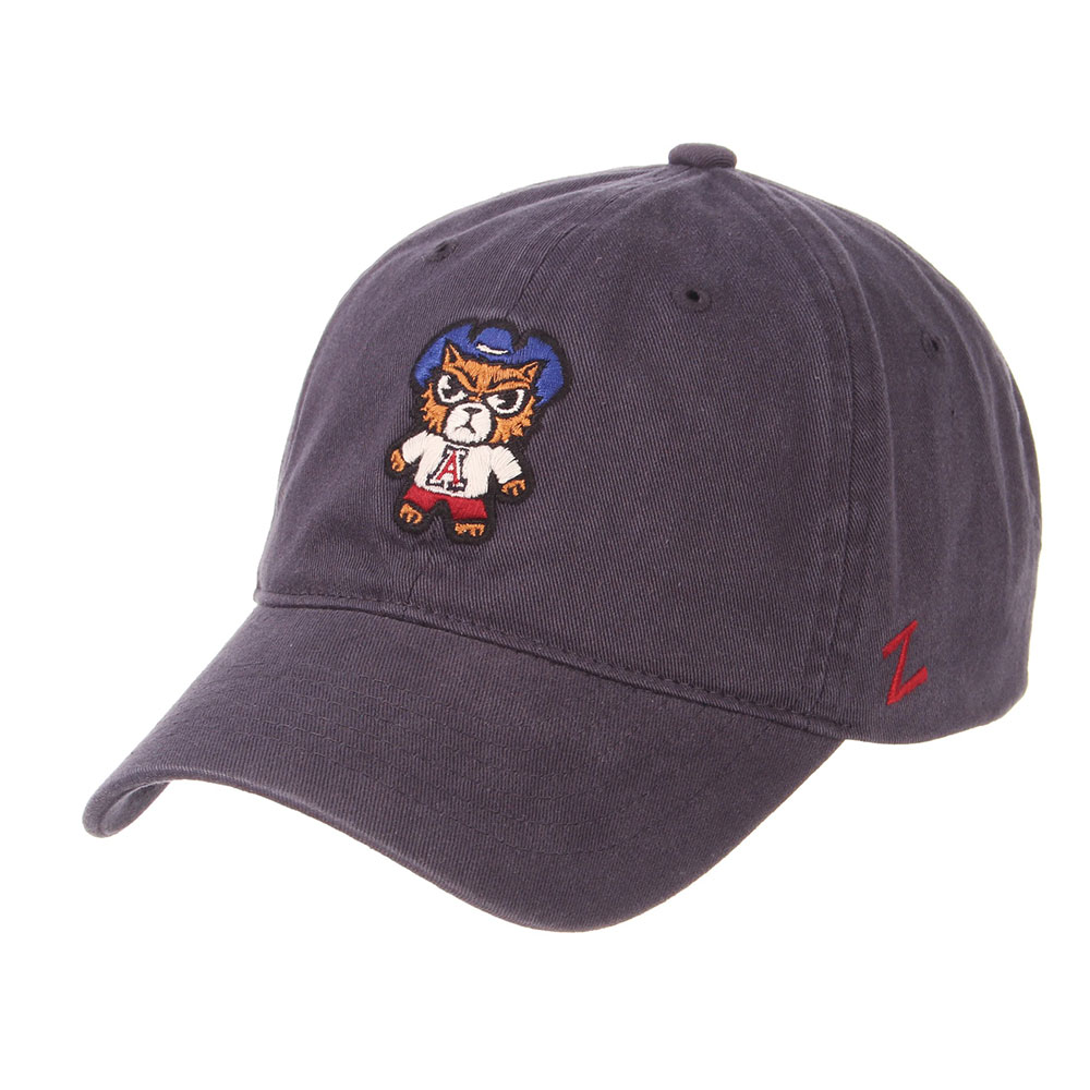Image For Zephyr: Arizona Wilbur Wildcat Tokyodachi Hat- Navy