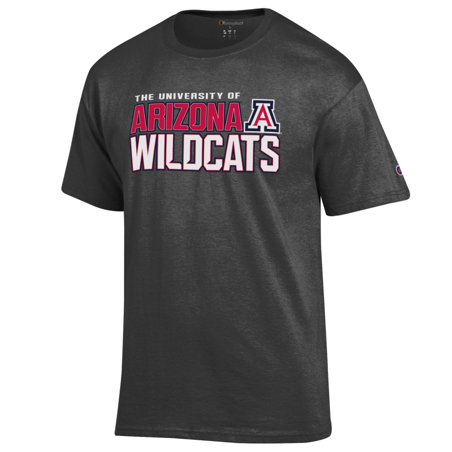 Image For Champion: University of Arizona Wildcats Home Game 2  Tee