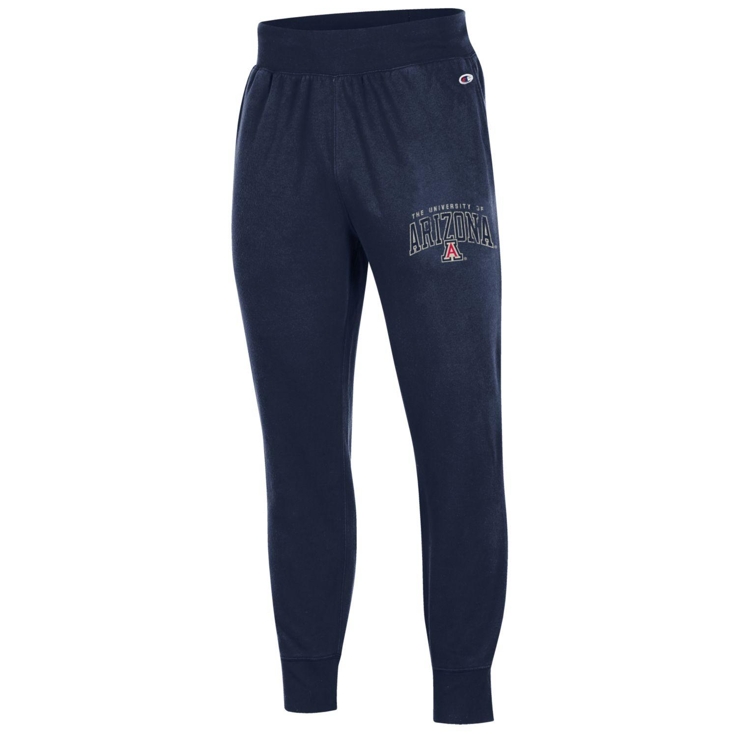 Image For Champion: Arizona EST. ROCHESTER 1919 FLEECE JOGGER NAVY