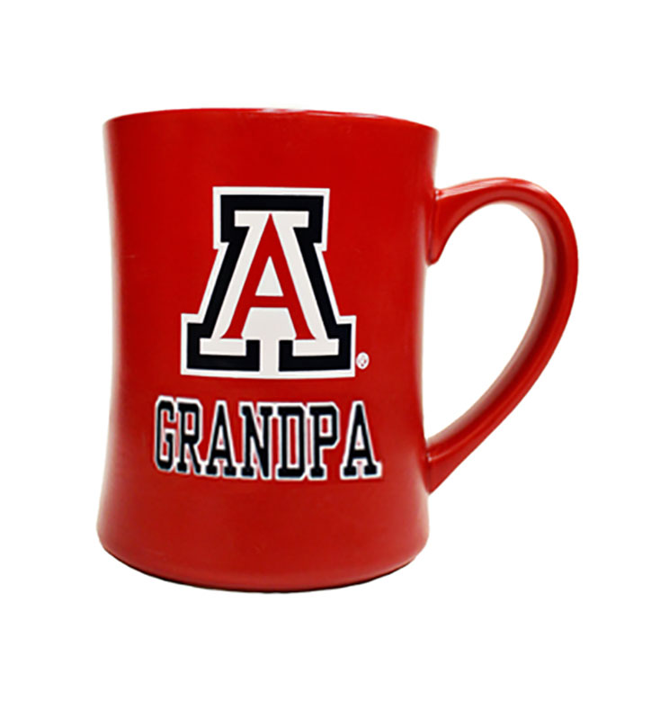 Image For Coffee Mug: Arizona Wildcats Grandpa