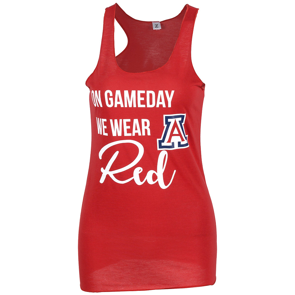 a33f406d Image For ZooZatz: Arizona Runner Tank Gameday