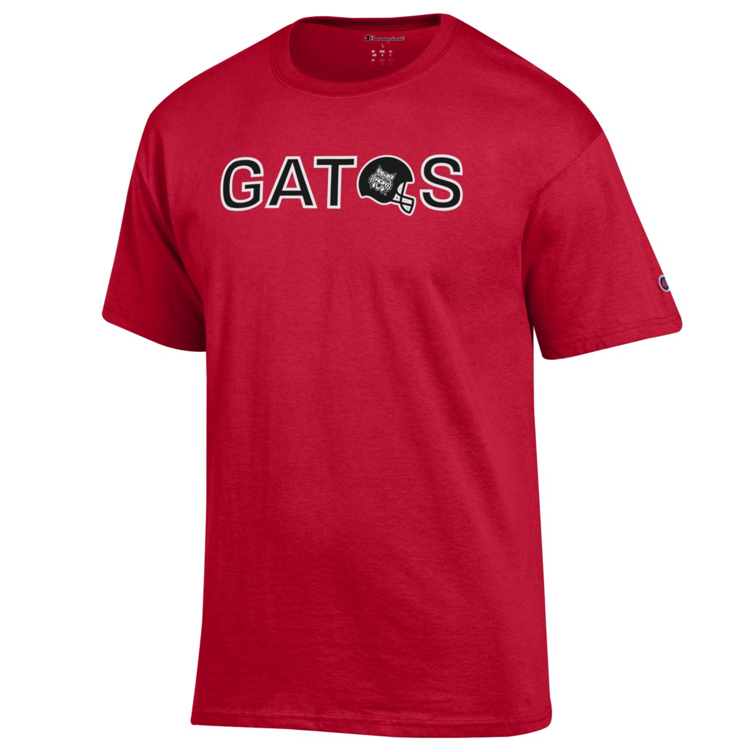 Image For Champion: Arizona GATOS Football Game 4 Ticket Tee - Red