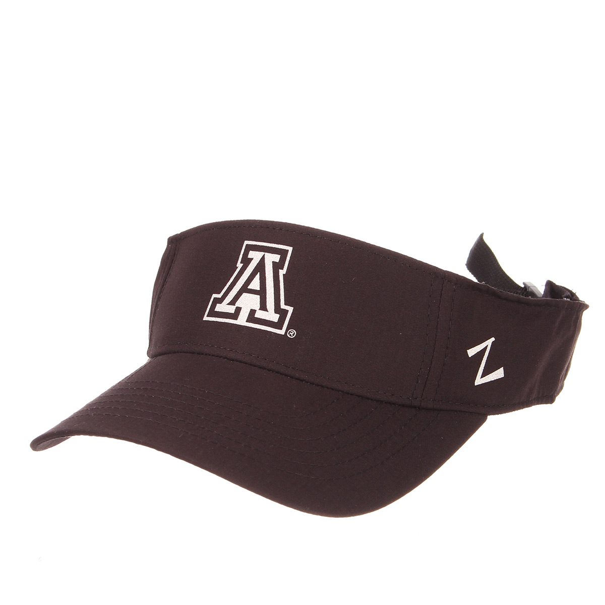 Image For Zephyr: Arizona Team Logo Sonar Visor - Black