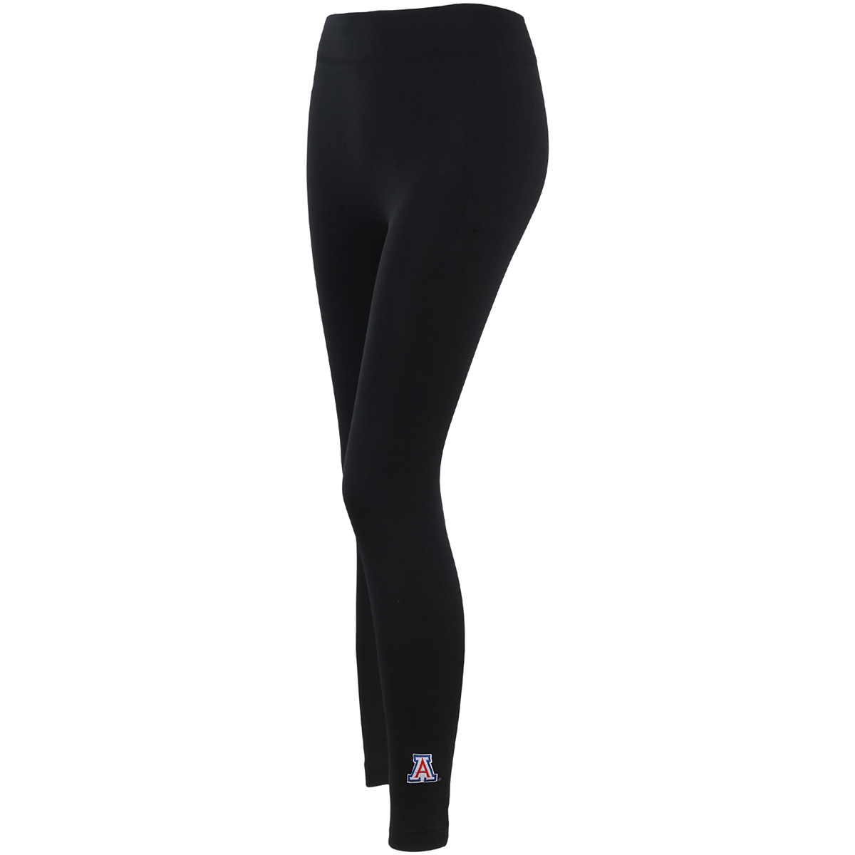 Image For ZooZatz: Arizona Women's Fleece-Lined Leggings - Black